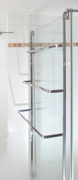 handtuchhalter f r glasdusche raum und m beldesign inspiration. Black Bedroom Furniture Sets. Home Design Ideas